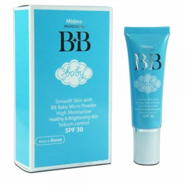 Mistine Professional BB Baby Face Cream SPF 30 15г