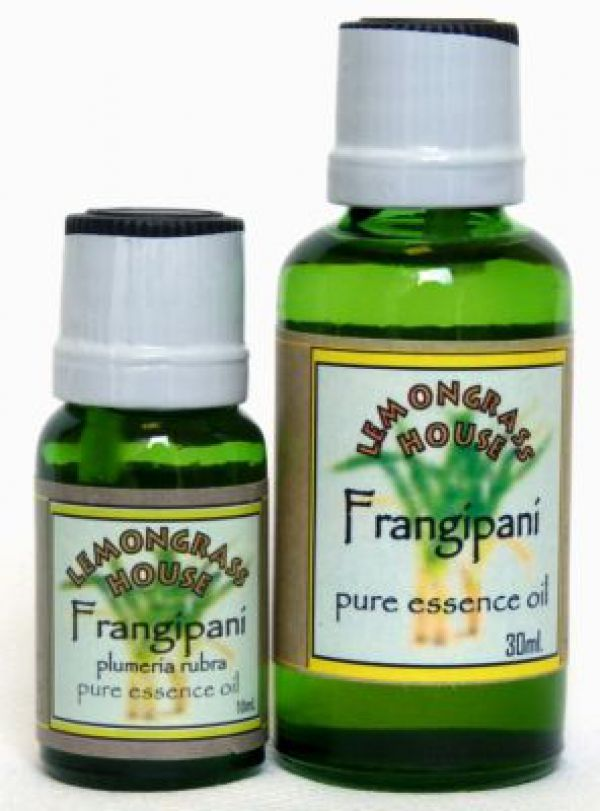 Lemongrass House Essential Oil Frangipani 10мл