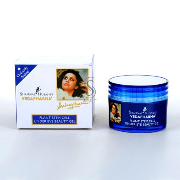 Shahnaz Husain Veda Pharma Plant Stem Cells Under-eye Beauty Gel 25мл