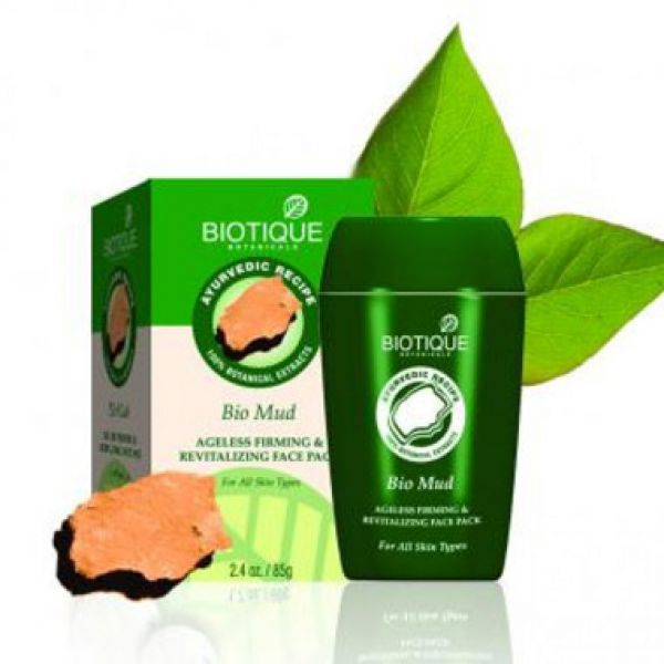 Biotique Bio Mud Ageless Firming & Revitalizing Face Pack 85г