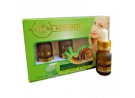 Natur Repablic Snail Serum with Collagen&Elastin  15мл