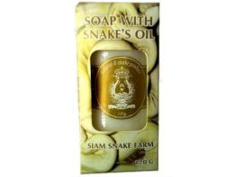 Soap with Snakes Oil 120г