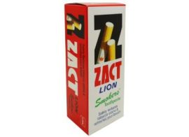Zact Lion Smoker Toothpaste 90г