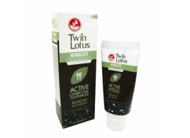 Twin Lotus Herbaliste Active Charcoal Toothpaste 50g