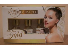 Nature Repablic Baby Face Gold Serum 10мл