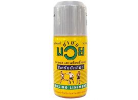 Namman Muay Thai Oil 60мл