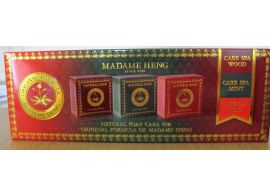 Madame Heng Natural Beauty Spa Soap Set