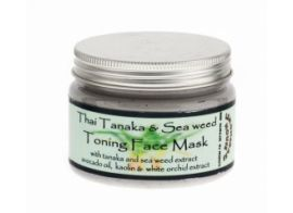 Lemongrass House Thai Tanaka & Sea weed Toning Face Mask 150мл