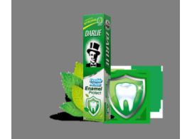 Darlie Double Action Enamel Protect Toothpaste 35г