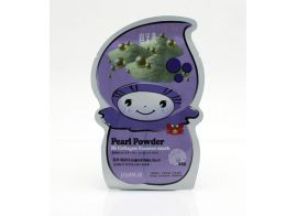 Ja Seng Su Pearl Powder Hi Collagen Essence Mask