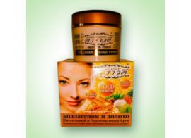 Darawadee Gold Collagen Cream 100мл