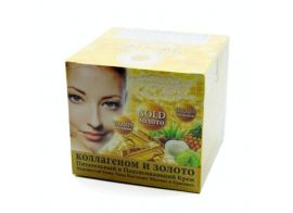 Darawadee Gold Collagen Cream 100мл+ Aloe Vera Soap