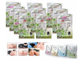 Rolanjona Bamboo Green Tea Mask 25г 10шт