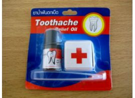 Toothache Relief Oil