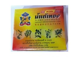 Namtaothong Instant Sweetened Tea 5пак