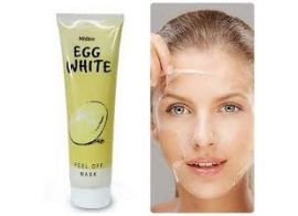 Mistine Egg White Peel off Mask 85г