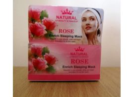 Rose Enrich Sleeping Mask 100мл