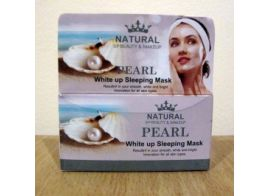 Pearl White Sleeping Mask 100мл