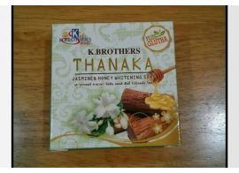 K.Brothers Thanaka Jasmine &Honey Soap 60г