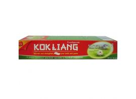 Kokliang Toothpaste Natural Chinese Herbal Extract 40г