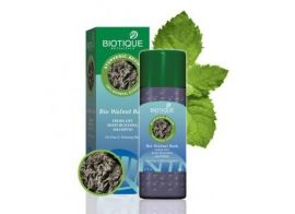 Biotique Bio Walnut bark shampoo 120мл