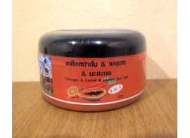 Orange & Carrot & Papaya Spa Solt 250г