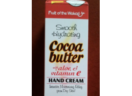 Fruit Of The Earth Cocoa Butter Aloe & Vitamin Е Hand Cream 120g