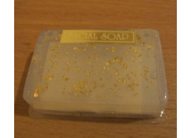 Collagen Gold Caviar Facial Soap 50г