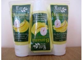 Banana Cracked Heel Cream 50г