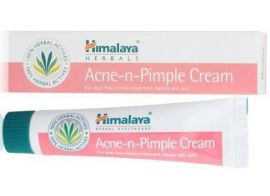 Himalaya Acne-n-pimple cream 20г