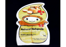 Ja Seng Su Natural Makgeolli Hi Collagen  Essence Mask