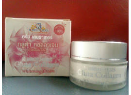K.Brothers Gluta Collagen Whitening Cream 20g