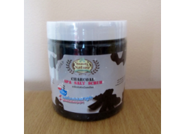 Charcoal SPA Salt Scrub 700г