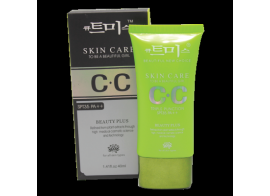 CC Cream Skin Care to be a Beautiful girl SPF35PA++ 40 ml