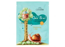 Charm Gold Snail Brightening Mask
