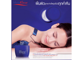 Melaklear White Melasma Brightening Night Cream 30г