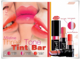 Mistine Three Tone Bar
