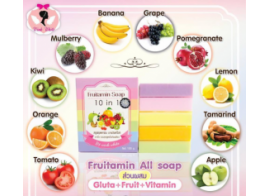 Fruitamin Soap 10 in 1 100г