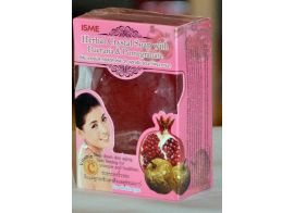 Isme Herbal Crystal Soap with Pueraria & Pomegranate 80г
