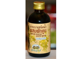 Abhaibhubejhr Compound Khun Pulp Laxative Mixture 120мл