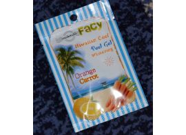 Facy Hawaiian Cool Peel Gel Orange & Carrot 15г