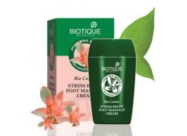 Biotique Costus Foot Cream 50г