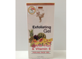 Thai Kinaree Peeling Face Gel AHA Fruit & Vitamin E 180мл