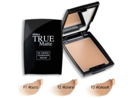 Mistine True Matte Oil Conrol Foundation Mousse
