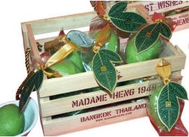 Madame Heng Lyme soap 50г
