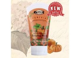 Pumpkin Enzyme & Royal jelly Sleeping Mask 80мл