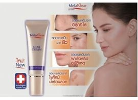 Melaklear Scar Cream plus Vitamin E 10г