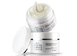 Faris Ultra White Matte Advanced Whitening Oil Control Cream 30г