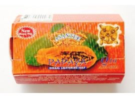 Asantee Papaya Q10 Soap 125г