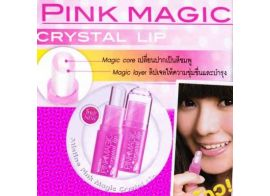 Mistine Pink Magic Crystal Lip